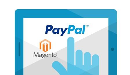 paypal magento integratie